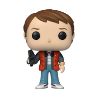 Back to the Future Pop! - Marty in Puffy Vest