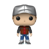 Back to the Future Pop! - Marty in Future Outfit