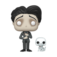 Funko Movies Pop - Corpse Bride - Victor w/ Scraps