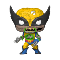 Funko Marvel Pop! - Marvel Zombies - Wolverine