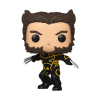 Marvel Pop! - X-Men 20th Anniversary - Wolverine in Jacket