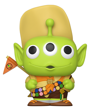 Funko Disney Pop - Pixar - Alien - Russel
