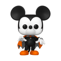 Funko Disney Pop! - Halloween Mickey and Minnie - Spooky Mickey