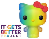 Funko Pop!: Sanrio - Pride 2020 - Hello Kitty (Rainbow)