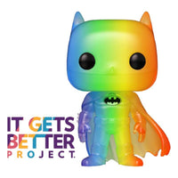 Funko Pop!: Heroes - Pride 2020 - Batman (Rainbow)