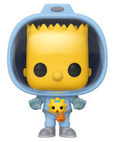 Funko Animation Pop - The Simpsons - Bart w/ Chestburster Maggie