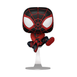 Funko Games Pop - Marvel's Spider-Man - Miles Morales (Bodega Cat Suit)