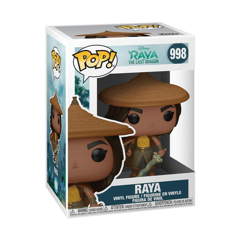Funko Disney Pop -  Raya and the Last Dragon - Raya