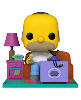 Funko Deluxe Pop - The Simpsons - Homer Watching TV