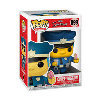 Funko Animation Pop - The Simpsons - Chief Wiggum