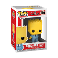 Funko Animation Pop - The Simpsons - Mafia Bart