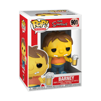 Funko Animation Pop - The Simpsons - Barney