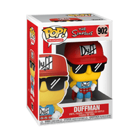 Funko Animation Pop - The Simpsons - Duffman
