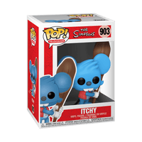 Funko Animation Pop - The Simpsons - Itchy