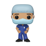 Funko Heroes Pop! - Front Line Workers - Male Worker #1