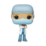 Funko Heroes Pop! - Front Line Workers - Female Worker #1