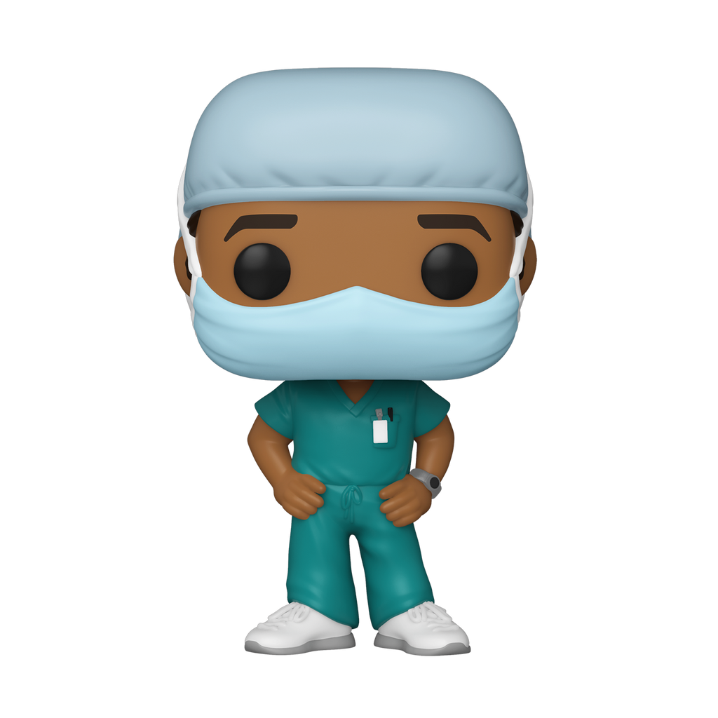 Funko Heroes Pop! - Front Line Workers - Male Worker #2