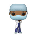 Funko Heroes Pop! - Front Line Workers - Female Worker #2