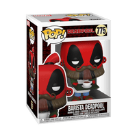 Funko Marvel Pop - Deadpool 30th - Coffee Barista