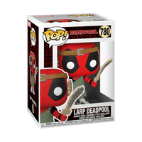 Funko Marvel Pop - Deadpool 30th - LARP Nerd Deadpool