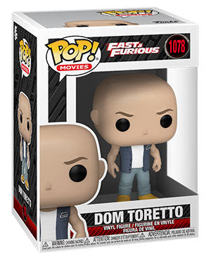 Funko Movies Pop - Fast and Furious 9 - Dominic