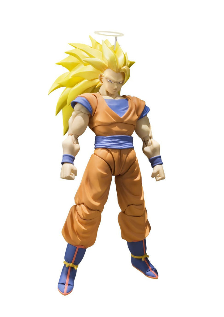 "Super Saiyan 3 Son Goku ""Dragon Ball Z"", Bandai S.H.Figuarts"