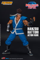 Storm Collectibles 1/12 Action Figure: World Heroes PerfectHanzou Hattori