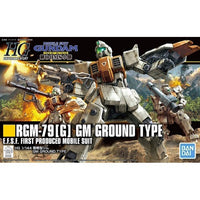 Bandai Spirits - Gundam 08th MS Team - #202 RGM-79(G) Ground Type - HGUC 1/144 Model