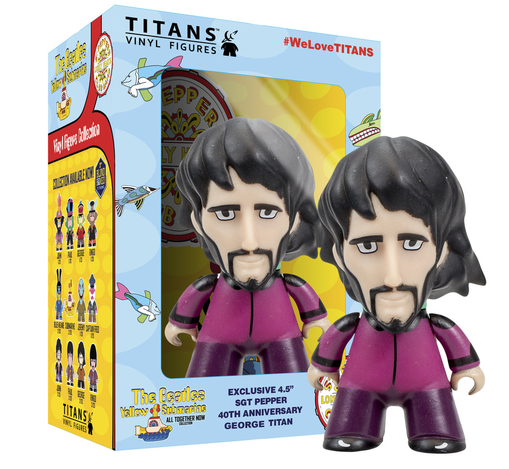 Titans Vinyl Figures - Sgt Pepper George