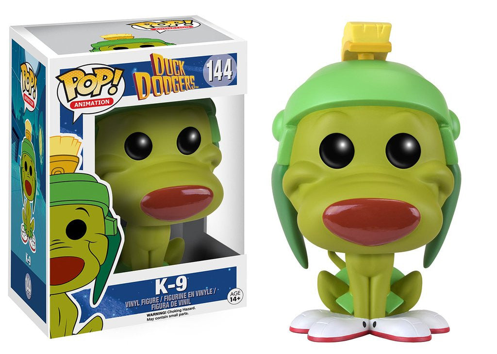 Funko Animation Pop! Duck Dodgers - K-9 #144