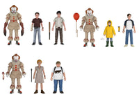Funko Movies Action Figures - IT - 3 sets
