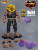 Storm Collectibles - Street Fighter V - Akuma (Special Edition) 1/12 Action Figure - Pre-Order