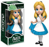 Set of 2 Funko Disney Rock Candy Vinyl Figures - Alice & Mrs. Incredible