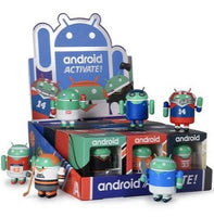 Android Activate! 12 Android Figures Celebrating Our Favorite Sports