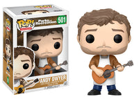 Funko Television Pop! Parks and Recreation - Andy Dwyer #501