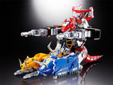 "Bandai Soul of Chogokin: GX-72 Megazord ""Mighty Morphin Power Rangers"""