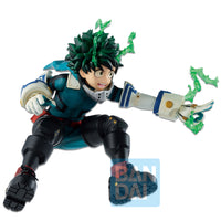 My Hero Academia - Izuku Midoraya (Go and Go!) - Ichibansho Figure