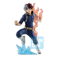 My Hero Academia - Shoto Todoroki (Go and Go!) - Ichibansho Figure