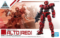 #07 eEMX-17 Alto Red - 30 Minute Mission Model Kit