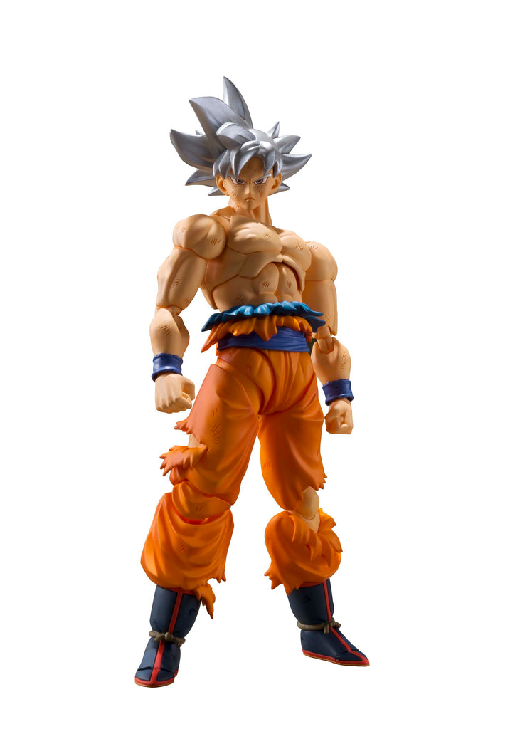 Bandai S.H. Figuarts - Dragon Ball Super - Son Goku Ultra Instinct
