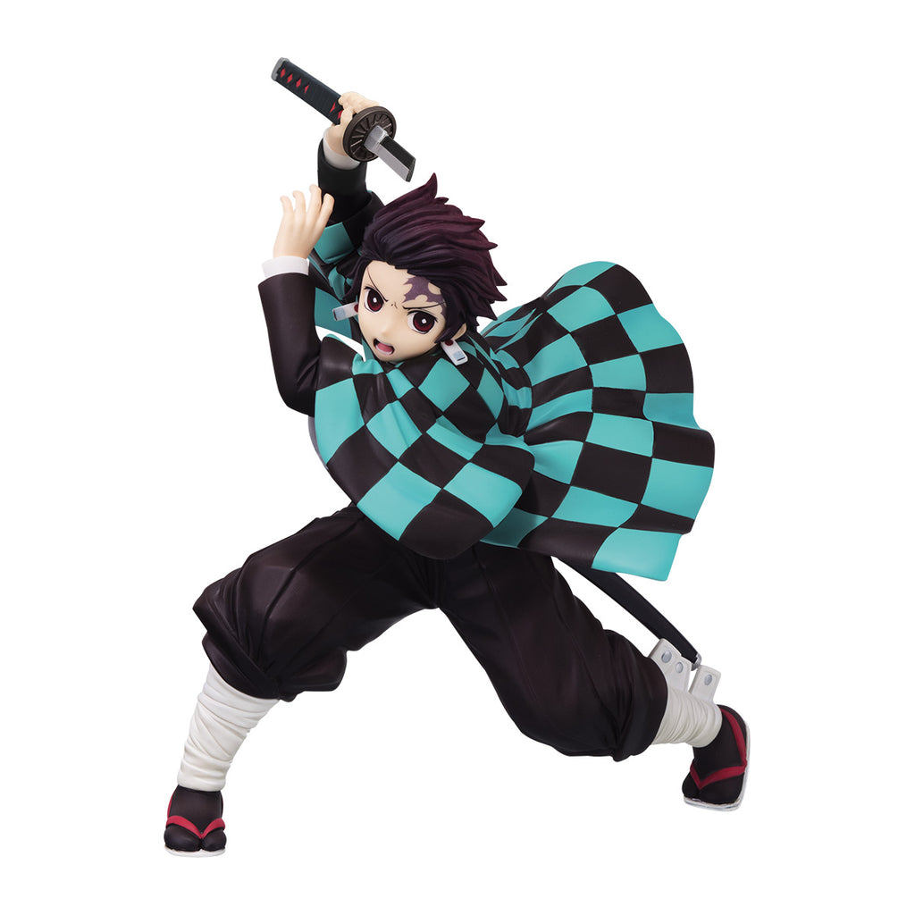 Bandai Spirits - Demon Slayer - Tanjiro Kamado -Variation 2 - Ichibansho Figure