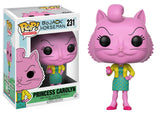 Set of 5 Funko Animation Pop! Bojack Horseman - All 5 Vinyl Figures