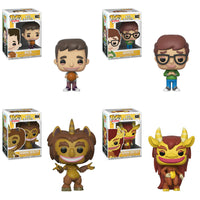 Funko Television Pop! - Big Mouth - Set of 4 - Pre-order