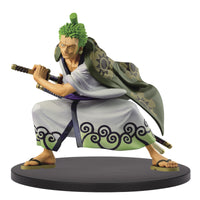 One Piece - King of Artist - Roronoa Zoro (Wanokuni Ver.)