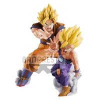 DRAGON BALL Z VS EXISTENCE GOKU & GOHAN PVC FIGURE