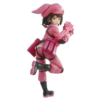 "SWORD ART ONLINE ALTERNATIVE ""GUN GALE ONLINE"" LLENN FIGURE"