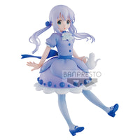 IS THE ORDER A RABBIT?? CHINO PVC FIGURE - Pre-Order