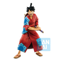 One Piece: Monkey D Luffy (Japanese Style) Figure