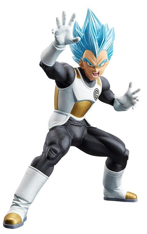 Transcendence Art:  Dragon Ball Super Heroes - Vegeta (Super Saiyan Blue State)
