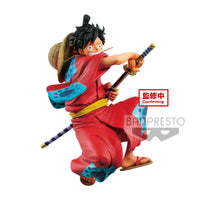 King of Artist - One Piece - Monkey D Luffy (Wanokuni)